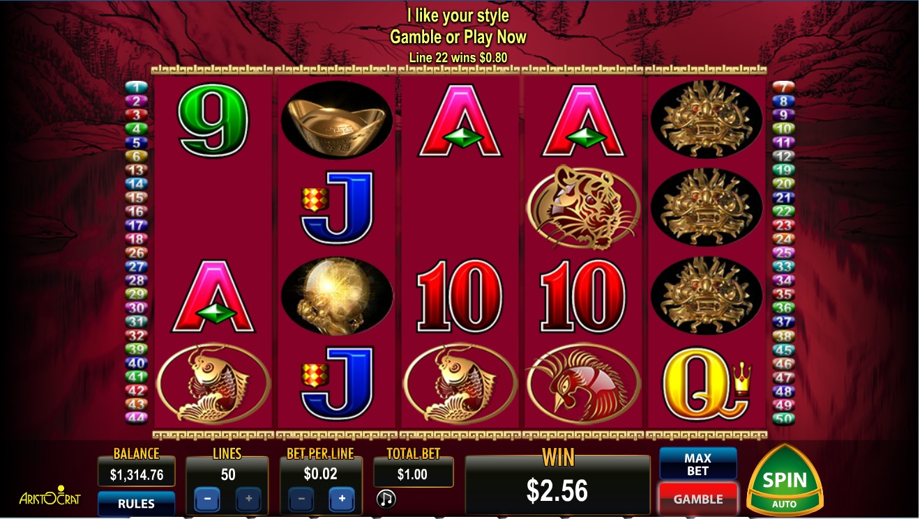 Dragon Gold Slot - Review & Play this Online Casino Game