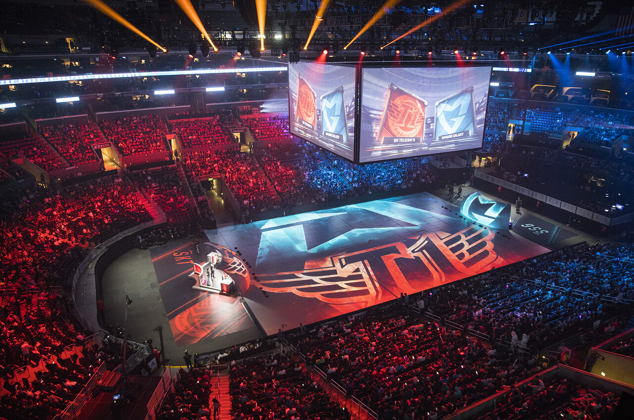 League of Legends Worlds 2016 Finals