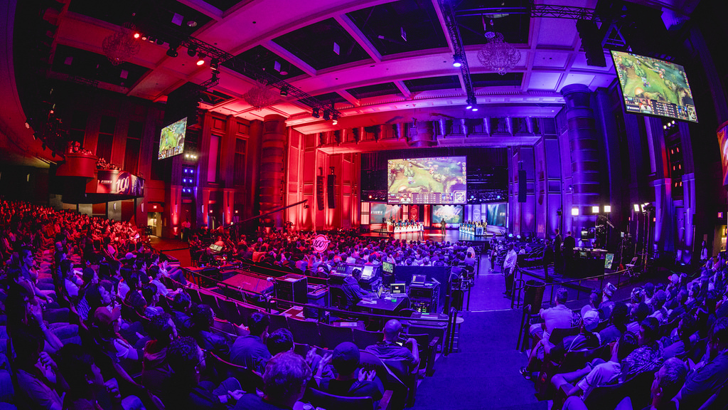 NA LCS Finals Stage