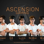 Ascension Gaming Team Roster