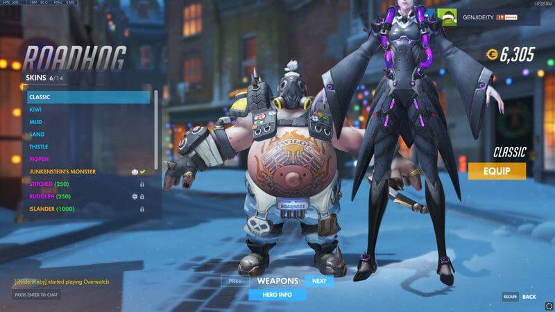Overwatch Character Height And Age