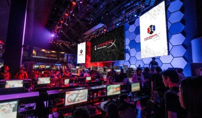 Luxor Esports Arena Hyper X Changes Asset Strategy