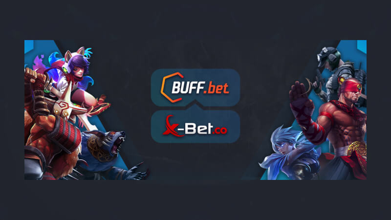 Buff.bet and X-Bet merging