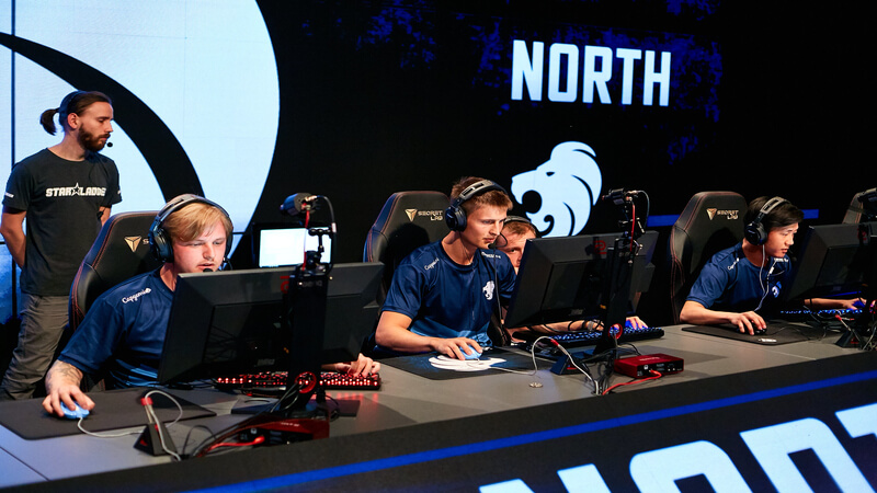 Esports betting has been on a rise
