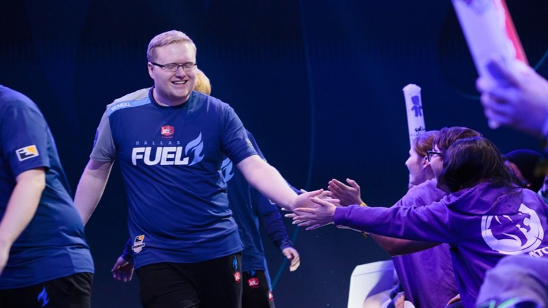 Former Dallas Fuel player Seagull voices his concerns