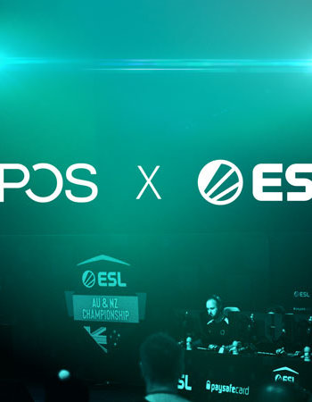 EPOS two-year partnership for the ESL ANZ Champs