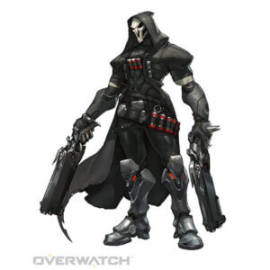 Overwatch all Damage Reaper
