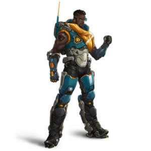 Overwatch all Support Baptiste